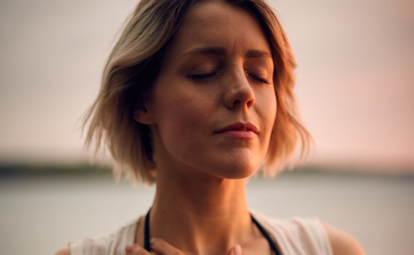 How To Relax (and possibly lose weight) Just By Breathing